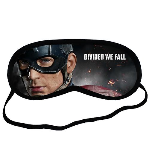 EYM1908 Captain America Civil War Eye Printed Sleeping Mask