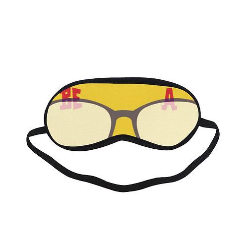 SPM241B GEEK Eye Printed Sleeping Mask