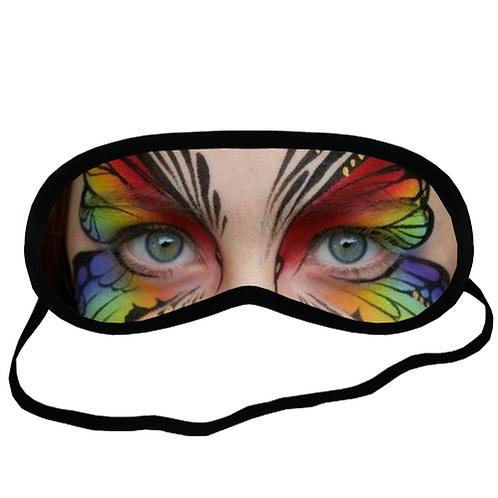 EYM1737 ART MAKEUP Eye Printed Sleeping Mask