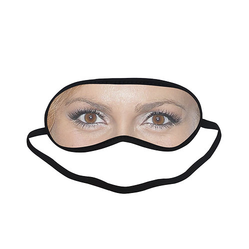 ITEM032 Aliona Vilani Eye Printed Sleeping Mask