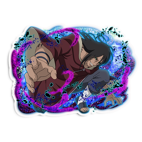 NRT205 Kakuzu Akatsuki Takigakure Naruto anime s