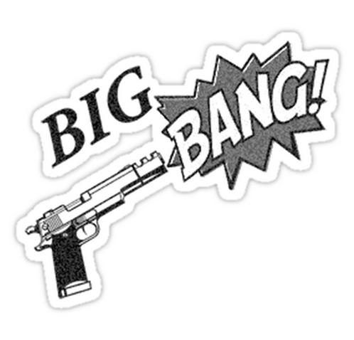 big bang SSTK053 K-Pop Music Brand Car Window Decal Sticker
