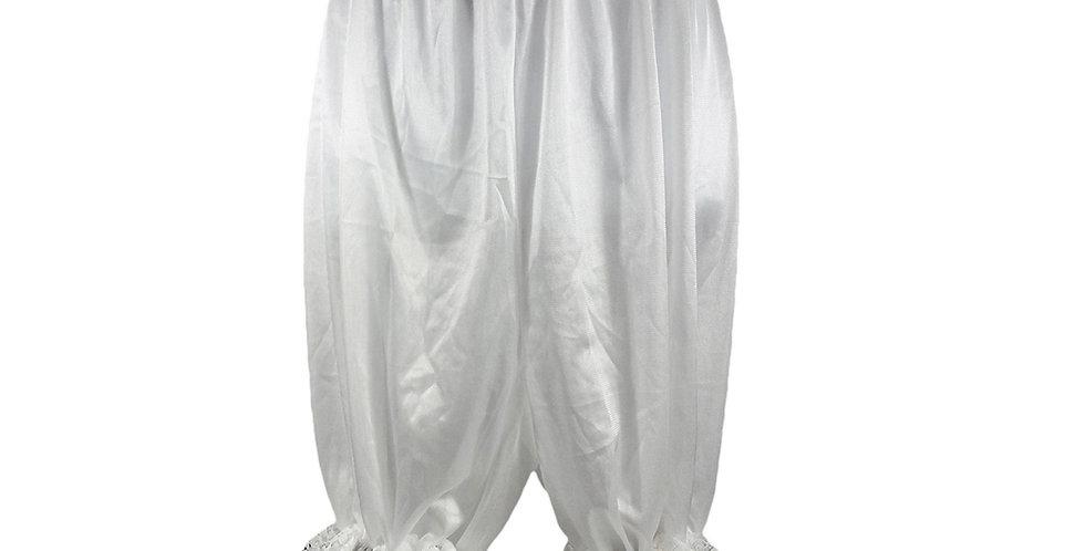 PTPH01D16 white New Nylon Pettipants Women Men Slips Lace Lingerie