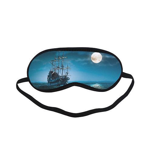 PTEM315 Barque Navy Sea Eye Printed Sleeping Mas