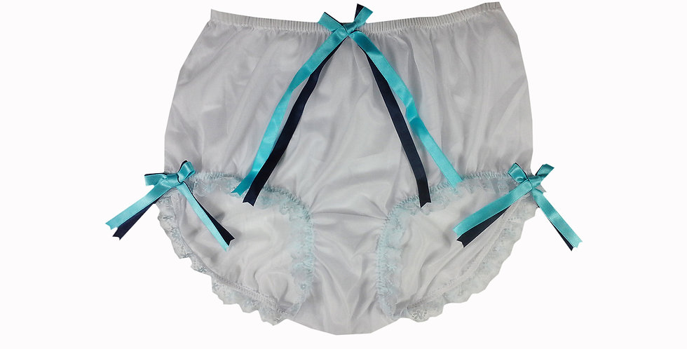 NNH11D90 Handmade Panties Lace Women Men Briefs Nylon Knickers