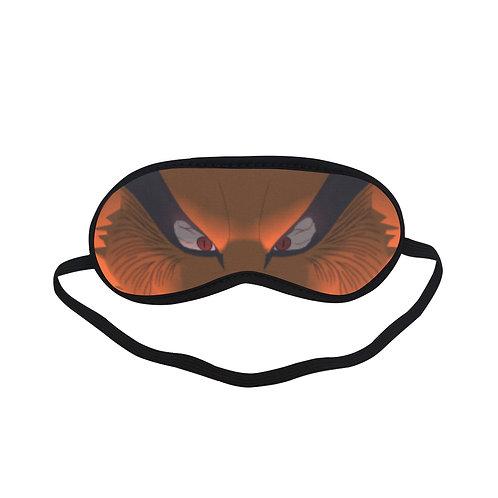 BTEM317 kurama naruto Eye Printed Sleeping Mask