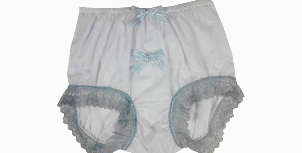 NNH10D110 Handmade Panties Lace Women Men Briefs Nylon Knickers