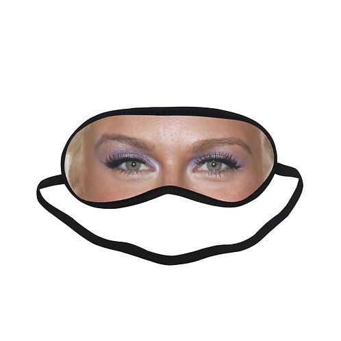 ITEM199 Caridee English Eye Printed Sleeping Mask
