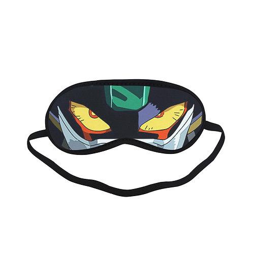 BTEM151 Armageddon Eye Printed Sleeping Mask