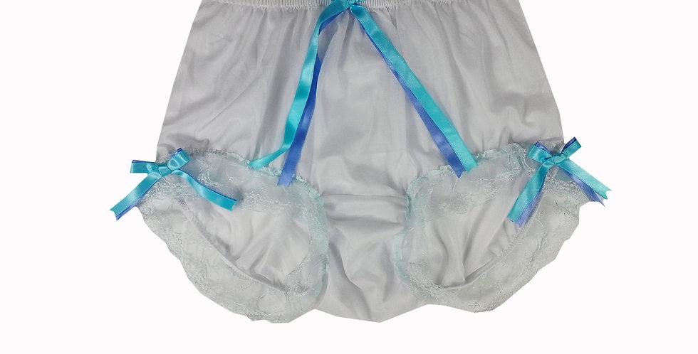 NNH11D97 Handmade Panties Lace Women Men Briefs Nylon Knickers