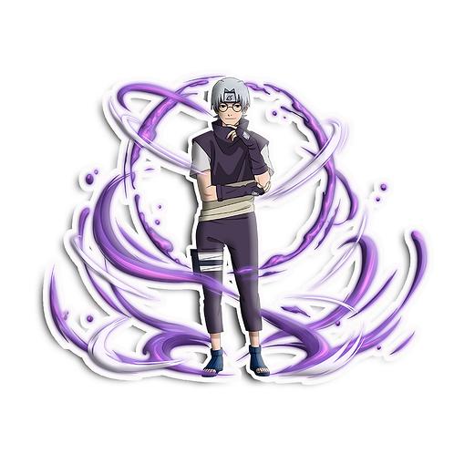 NRT194 Kabuto Yakushi Akatsuki Naruto anime s