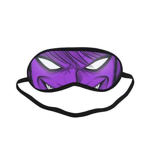 SPM435 Dark Devil Eye Printed Sleeping Mask