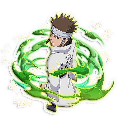 NRT17 Asura Otsutsuki son of Hagoromo Ōtsutsuki Naruto anime stick