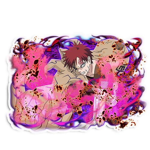 NRT58 Gaara Fourth Kazekage Naruto anime sti