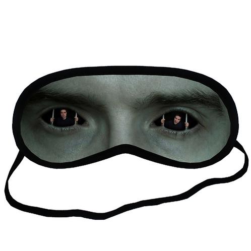 EYM632 Prison Mind Eye Printed Sleeping Mask