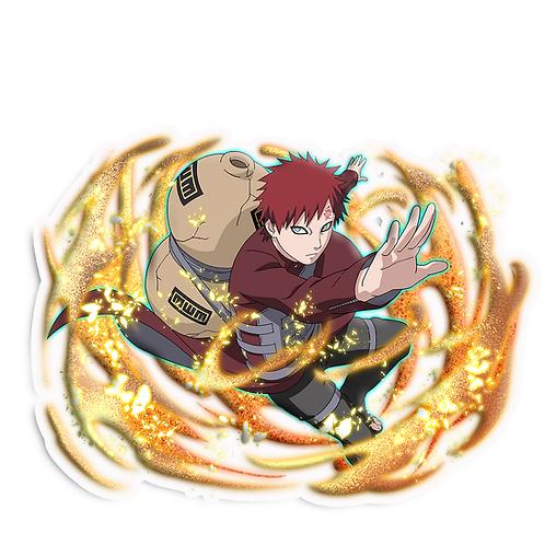 NRT57 Gaara Fourth Kazekage Naruto anime sti