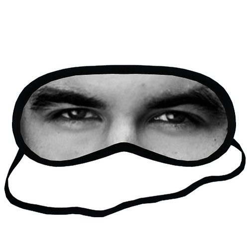 EYM939 ROB MAYES Eye Printed Sleeping Mask