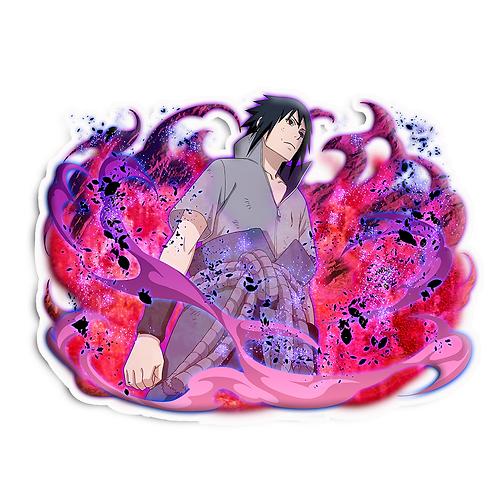 NRT490 Uchiha Sasuke Rinnegan Sharingan Naruto anime s