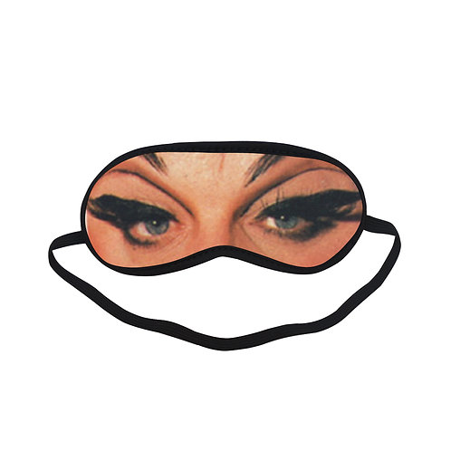 ITEM283 Divine Inspired Eye Printed Sleeping Mask