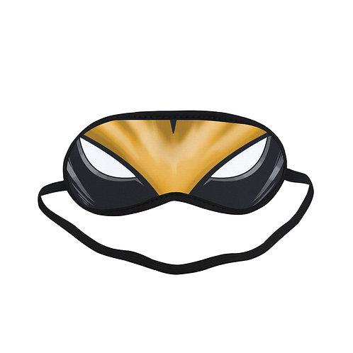 SPM261 wolverine Comic Eye Printed Sleeping Mask