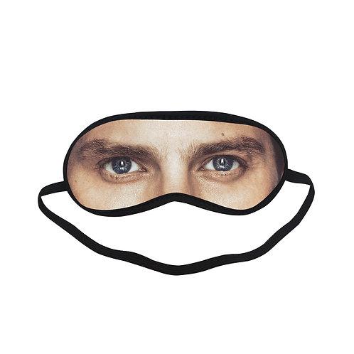 JTEM226 Jamie Dornan Eye Printed Sleeping Mask