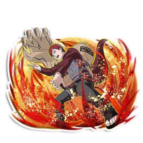 NRT55 Gaara Fourth Kazekage Naruto anime sti