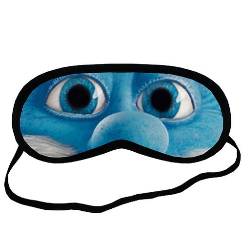 EYM1884 The Smurfs Eye Printed Sleeping Mask