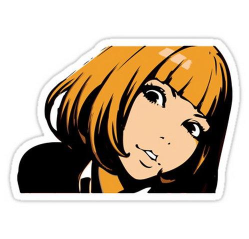 SRBB0669 Hana - Prison School anime sticker