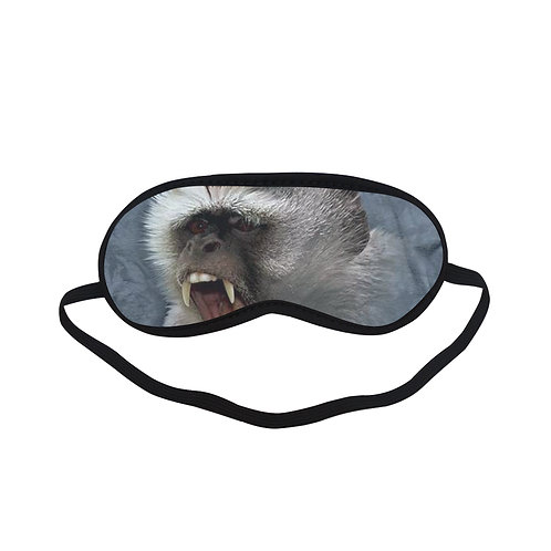 ATEM314 monkey punky Eye Printed Sleeping Mask