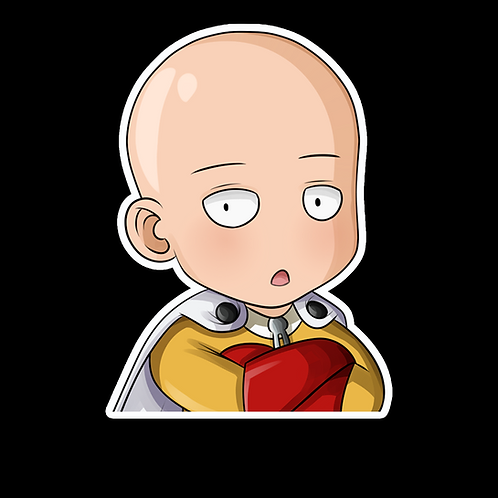 Anime Peeking Sticker Car Window TRUCK Decal PKN58  One punch man