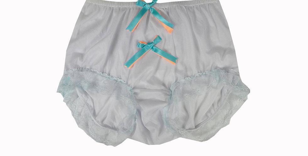 NNH10D87 Handmade Panties Lace Women Men Briefs Nylon Knickers