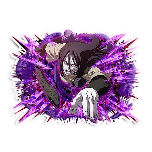 NRT296 Orochimaru Akatsuki legendary Sannin Naruto anime s
