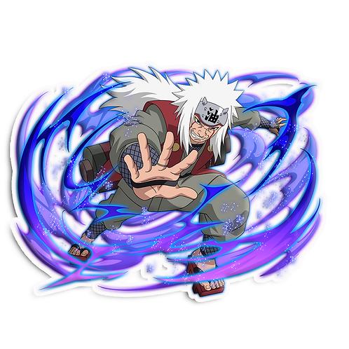 NRT172 Jiraiya Legendary Sannin Naruto anime s