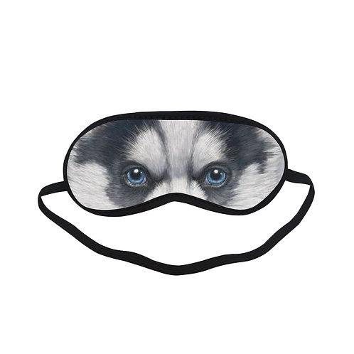 ATEM388 siberian husky puppy Eye Printed Sleeping Mask