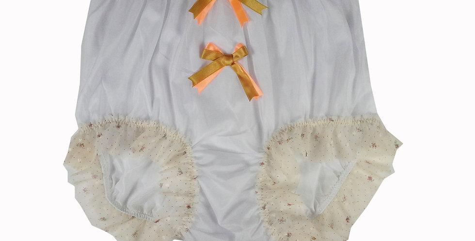 NNH10D33 Handmade Panties Lace Women Men Briefs Nylon Knickers