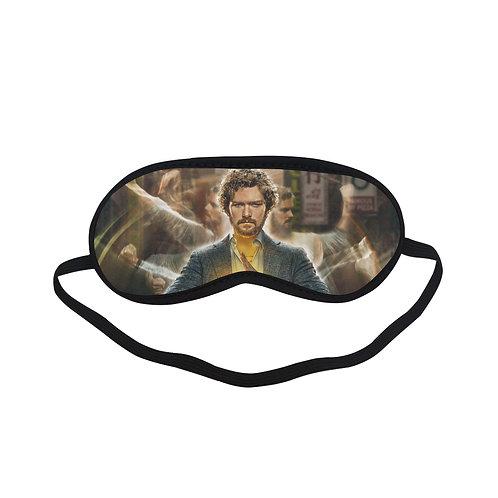 JTEM220 Iron Fist Eye Printed Sleeping Mask