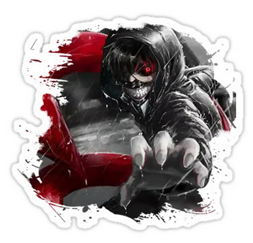 SRBB0504 tokyo ghoul anime sticker