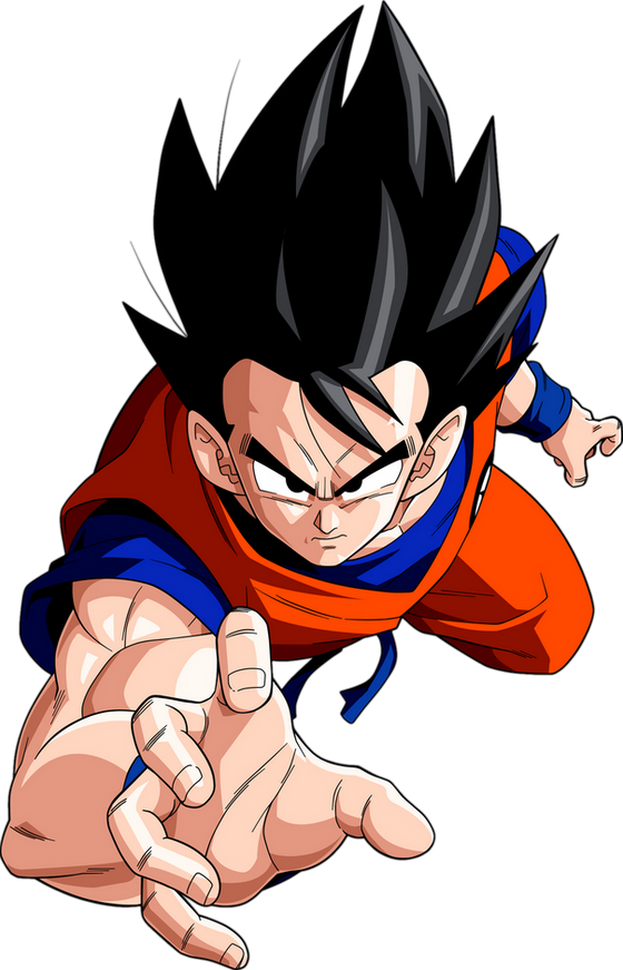 Dragon Ball Z : Animate series