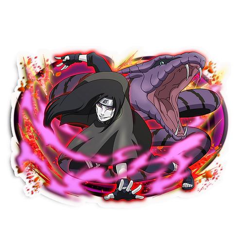 NRT302 Orochimaru Akatsuki legendary Sannin Naruto anime s