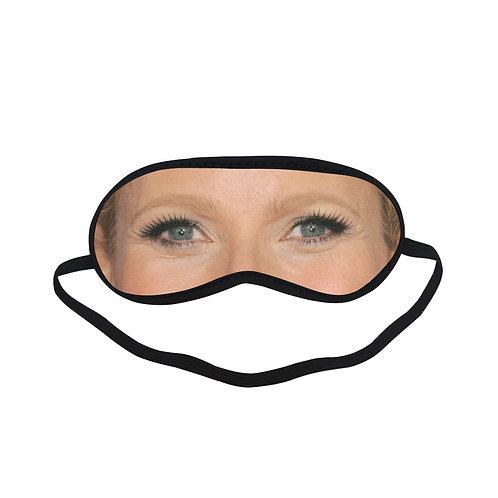 JTEM191 Gwyneth Paltrow Eye Printed Sleeping Mask