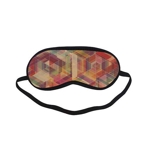 PTEM124 Colorful Trippy Eye Printed Sleeping Mask