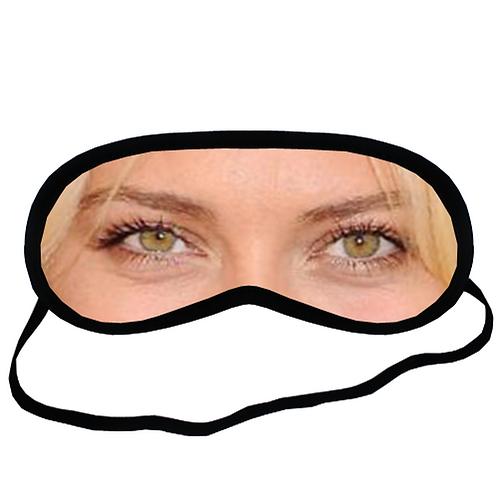 EYM419 Maria Sharapova Tennis Eye Printed Sleeping Mask