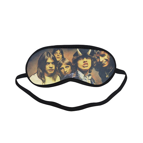 EPSC013 ACDC Eye Printed Sleeping Mask