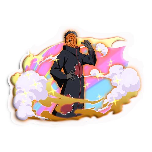 NRT395 Tobi Obito Akatsuki Naruto anime s