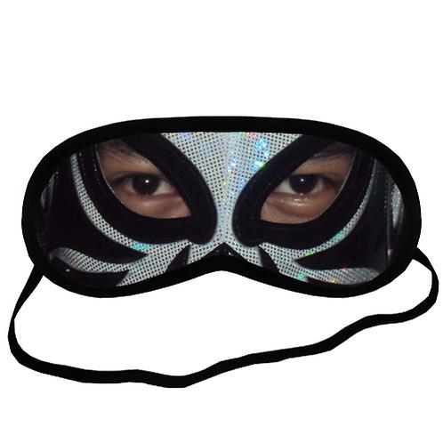 EYMt1682 Mask Tiger Mask Adult Wrestling Lucha libre M Eye Printed Sleeping Mask