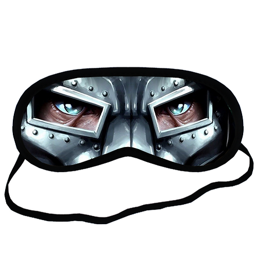 EYM1080 Animae Cosplay Eye Printed Sleeping Mask