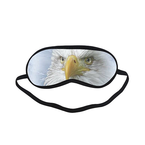ATEM196 eagle Eye Printed Sleeping Mask
