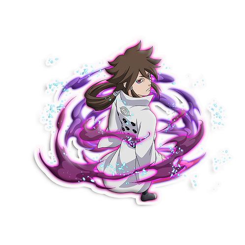 NRT155 Indra Otsutsuki son of Hagoromo Naruto anime sti
