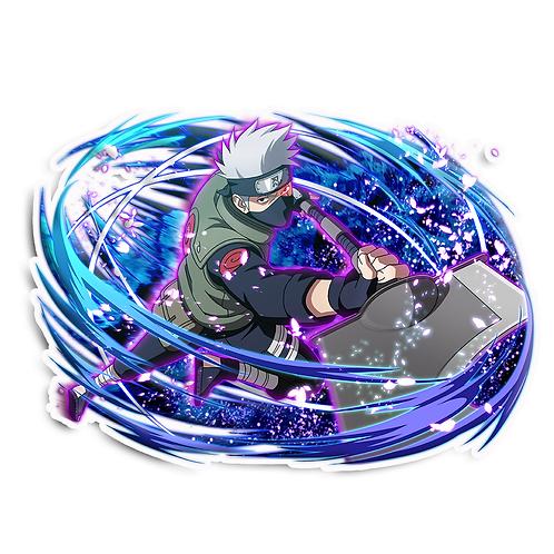 NRT103 Hatake Kakashi Copy Ninja Shinobi Naruto anime sti