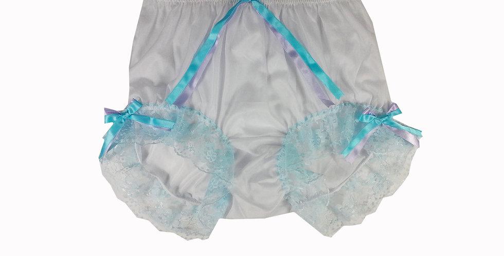 NNH11D75 Handmade Panties Lace Women Men Briefs Nylon Knickers